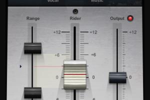 【waves】Vocal Riderの使い方ボーカル調整が最適に